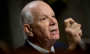 """Sen. Ben Cardin, D-Md., said: """"There are reasonable people currently negotiating."""""""