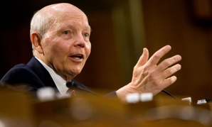 IRS chief John Koskinen testifies on Capitol Hill over the summer.