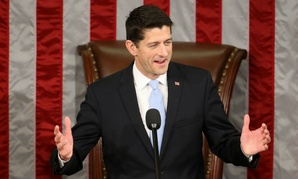 Rep. Paul Ryan, R-Wis., was elected speaker on Thursday.