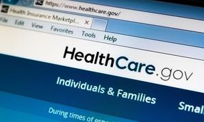 Healthcare.gov in 2013.