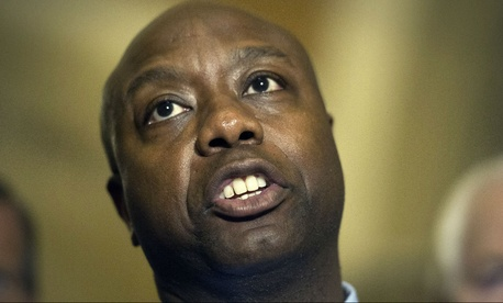 Sen. Tim Scott, R-S.C., introduced the bill.