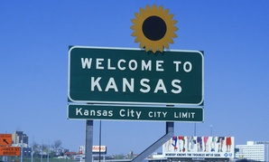Welcome to Kansas.