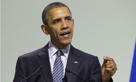 Obama cautioned in a speech last December that pay raises would not likely be part of his changes to the SES.