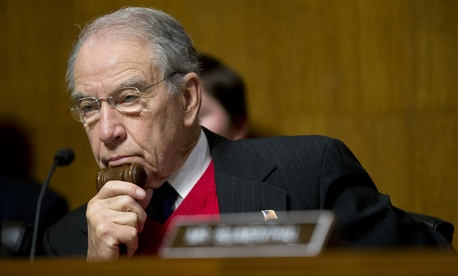 Report on the often opaque practice of administrative leave issued by Sen. Chuck Grassley, R-Iowa, has been more than a year in the making.