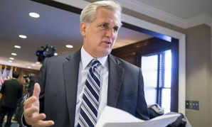 House Majority Leader Kevin McCarthy has said Congress won't allow agencies to go unfunded.