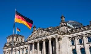 The Reichstag is a popular German landmark in Berlin.