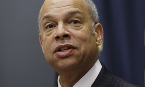 Secretary of Homeland Security Jeh Johnson