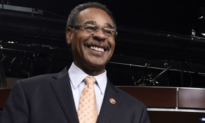 Rep. Emanuel Cleaver II, D-Mo., who helped shepherd the World War I Centennial Commission's creation through Congress.