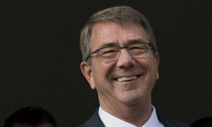 Ash Carter visits U.S. Cyber Command at Fort George G. Meade, Md. Carter has acknowledged and apologized for his email lapse, but Grassley still has questions.
