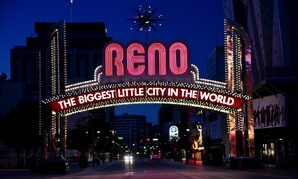 Reno, Nevada is looking to reinvent itself–from gambling town to tech haven.