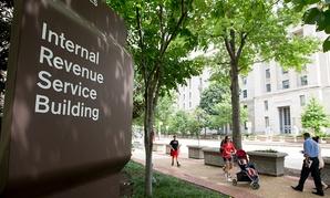 The Internal Revenue Service Building, Wednesday, Aug. 19, 2015, in Washington.
