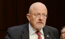 Intelligence Director James Clapper