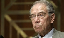 Sen. Charles Grassley, R-Iowa, is a sponsor of the bill.