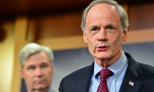 Sen. Tom Carper, D-Del., sought a framework to better manage existing space and help facilitate the disposal of unneeded federal property.