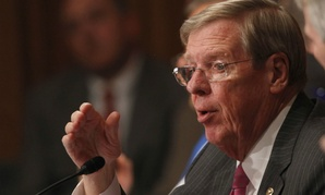 Sen. Johnny Isakson, R-Ga., said the Senate Veterans' Affairs Committee is aiming to take action on VA accountability by the end of March.