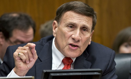 Rep. John Mica, R-Fla., laughed at officials trying to sell the new plan as an improvement.