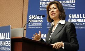 SBA Administrator Maria Contreras-Sweet