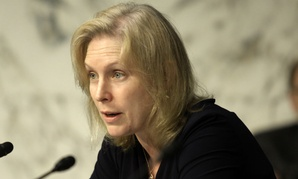 Sen. Kirsten Gillibrand, D-N.Y., and three other senators signed a letter to the Defense Department.
