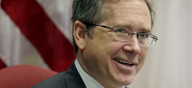 "Sen. Mark Kirk, R-Ill., said:  ""The answer to every VA problem is not 'give us more money and give us more flexibility.' """