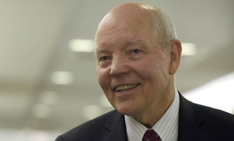 IRS chief John Koskinen testified the agency takes protection of taxpayer data very seriously.