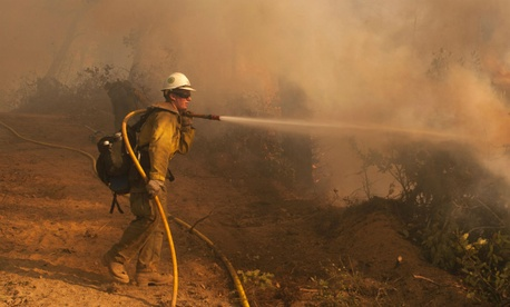 Firefighters are among the temporary workers the law could benefit.