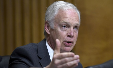 Sen. Ron Johnson, R-Wis., said he has received assurances the full Senate will consider the reform package.