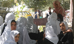 The Kabul Sardar Kabuli Girls School
