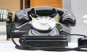 The phone is outdated technology and robocalls are unpopular.