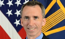Marcel Lettre, under secretary of Defense for intelligence