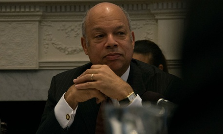 """""""My hope is that our people will see it as the capstone of our Unity of Effort initiative,"""" said DHS Secretary Jeh Johnson."""