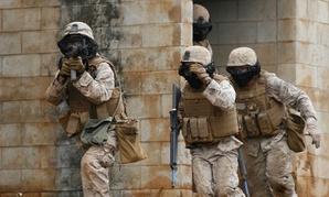 Marines train in Hawaii in 2011.
