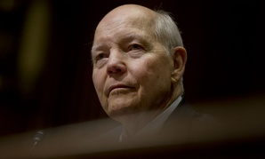 IRS chief John Koskinen testifies before the Senate Finance Committee on the IRS budget.