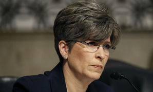 Sen. Joni Ernst, R-Iowa, introduced the bill, along with Sen. Heidi Heitkamp (not pictured).