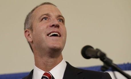Rep. Sean Patrick Maloney, D-N.Y., introduced the narrowly failed amendment that would have prevented federal contractors from discriminating against LGBT employees.