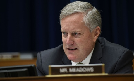 Rep. Mark Meadows, R-N.C., is one of the lawmakers urging full funding.