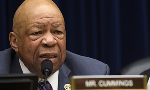 House Oversight and Reform Committee ranking member Rep. Elijah Cummings, D-Md.