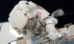 Ron Garan participated in four spacewalks.