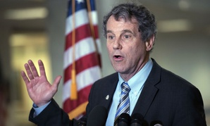 Sen. Sherrod Brown, D-Ohio, is one of the lawmakers working to keep the competitive sourcing ban in place.