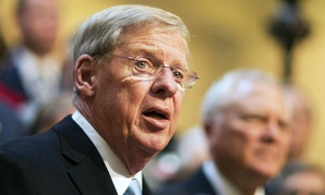 Sen. Johnny Isakson, R-Ga., urged his colleagues to support the Veterans First Act.