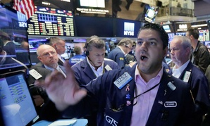 Markets tumbled after Britons voted to leave the European Union. Above, the floor of the New York Stock Exchange on Friday.