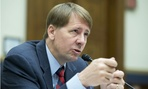 Consumer Financial Protection Bureau Director Richard Cordray testifies on the Hill.