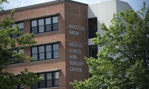 The Malcolm Grow Medical Center at Joint Base Andrews, Md.