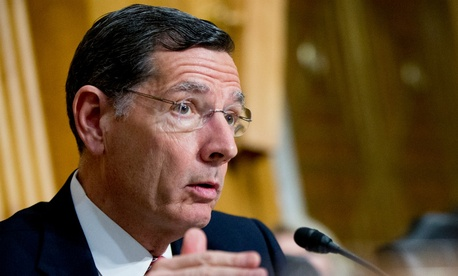 Sen. John Barrasso, R-Wyo., is one of the sponsors of the bill.