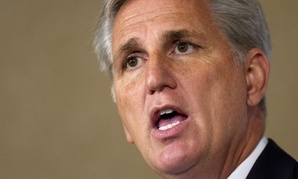 "House Majority Leader Kevin McCarthy said the current system leads to ""a massive abuse of power."""