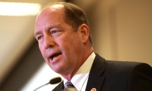 "Rep. Ted Yoho, R-Fla., said the faster process would ""make people be more proactive"" about getting rid of problem employees."