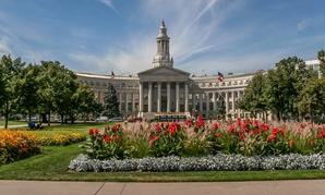 The Denver City-County Building