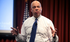 """The security for massive events like a national political convention is business as usual for the Secret Service, but they deserve our praise and appreciation for this incredible effort,"" Homeland Security Secretary Jeh Johnson said."