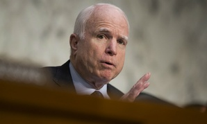 "Sen. John McCain, R-Ariz., called the criminal investigation ""overdue."""