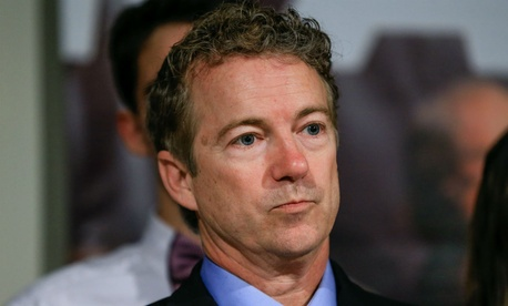 "Sen. Rand Paul, R-Ky., is highlighting examples of ""waste."""