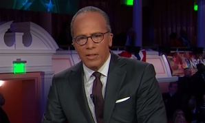 Lester Holt is going to moderate Monday's debate.